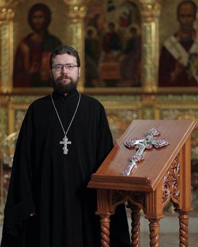Cвященник Олег Бодров