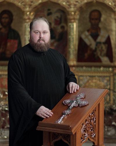 Диакон Николай Буслаев